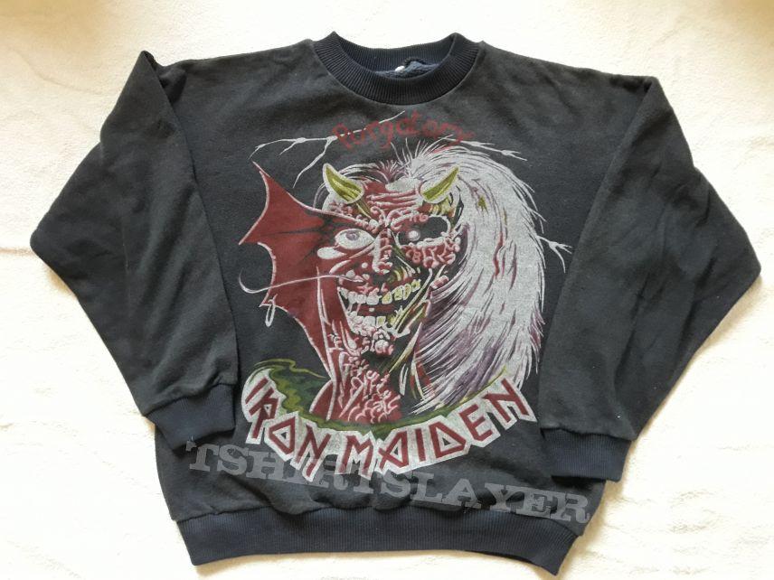1984 Iron Maiden Sweater