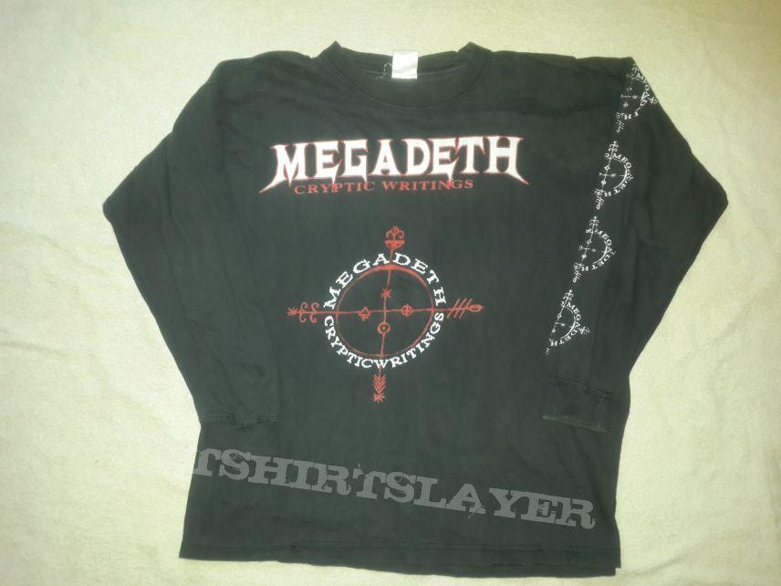 1997 Megadeth Tour LS