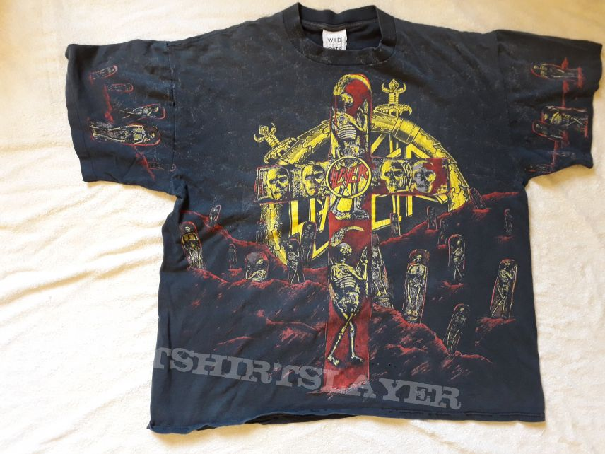 1991 Slayer T