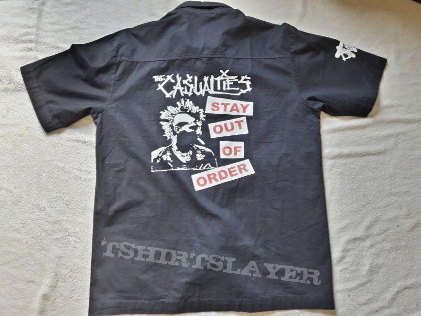 2000 The Cuasalties Work Shirt
