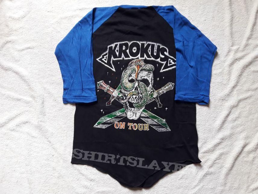 1983 Krokus Tour Tee