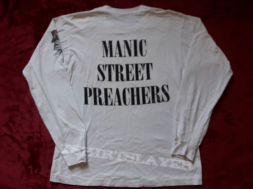 1992 Manic Street Preachers LS