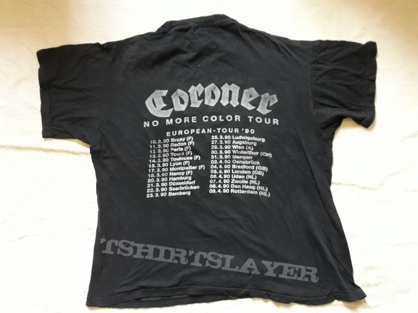 1990 Coroner Tour T