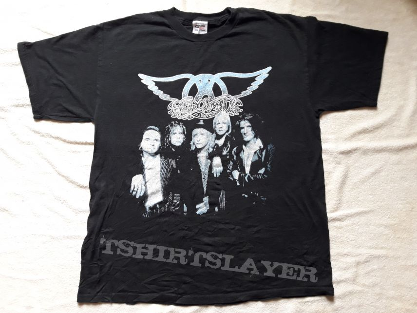 1999 Aerosmith Tour Tee