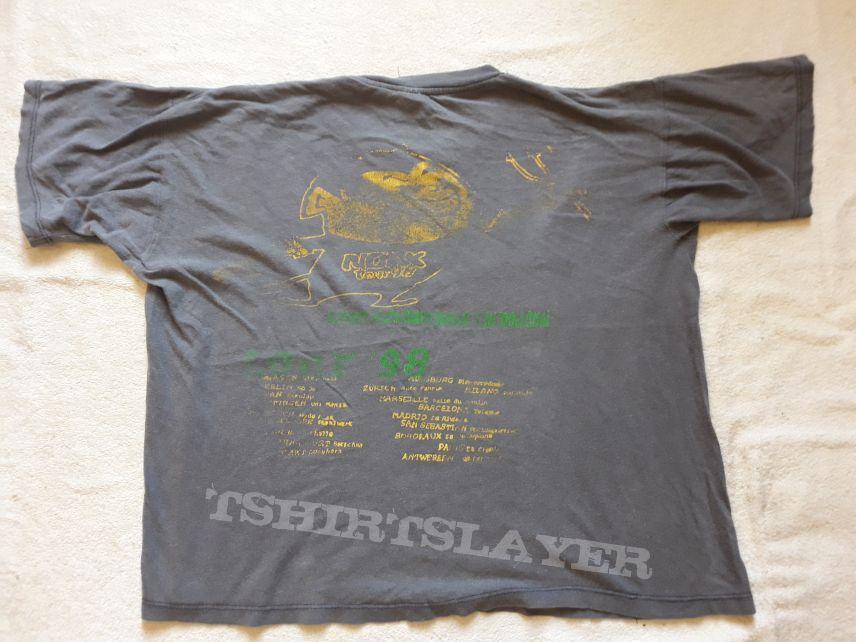 1998 NOFX Tour Tee