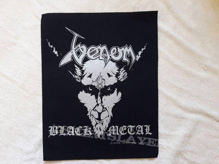 1996 Venom Back Patch