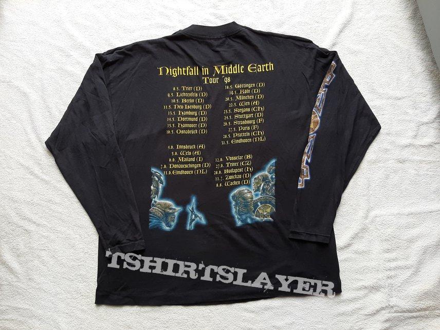 1998 Blind Guardian Tour LS