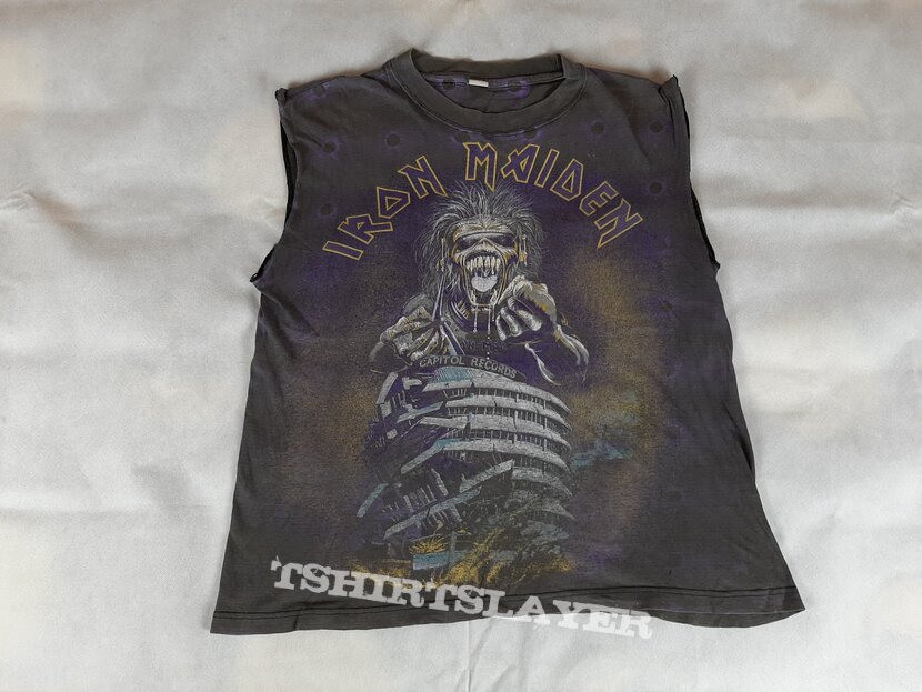 1993 Iron Maiden T-Shirt