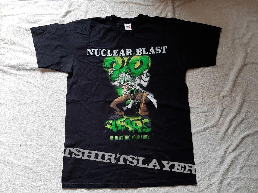 2007 Nuclear Blast Tee
