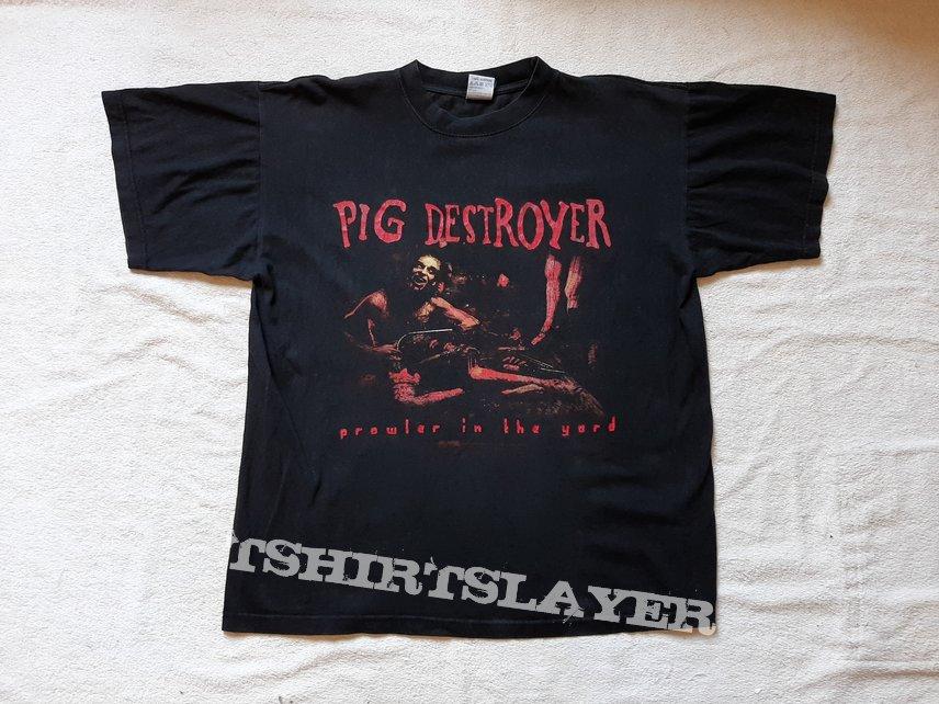 2004 Pig Destroyer T-Shirt