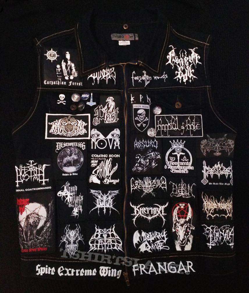 My second Vest