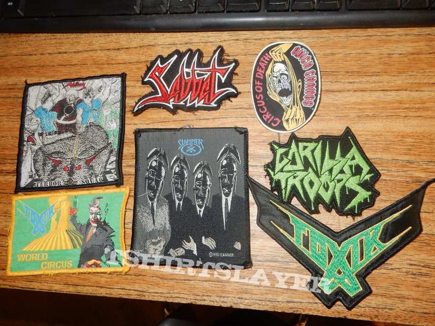 Pack of patches from user Davidovski