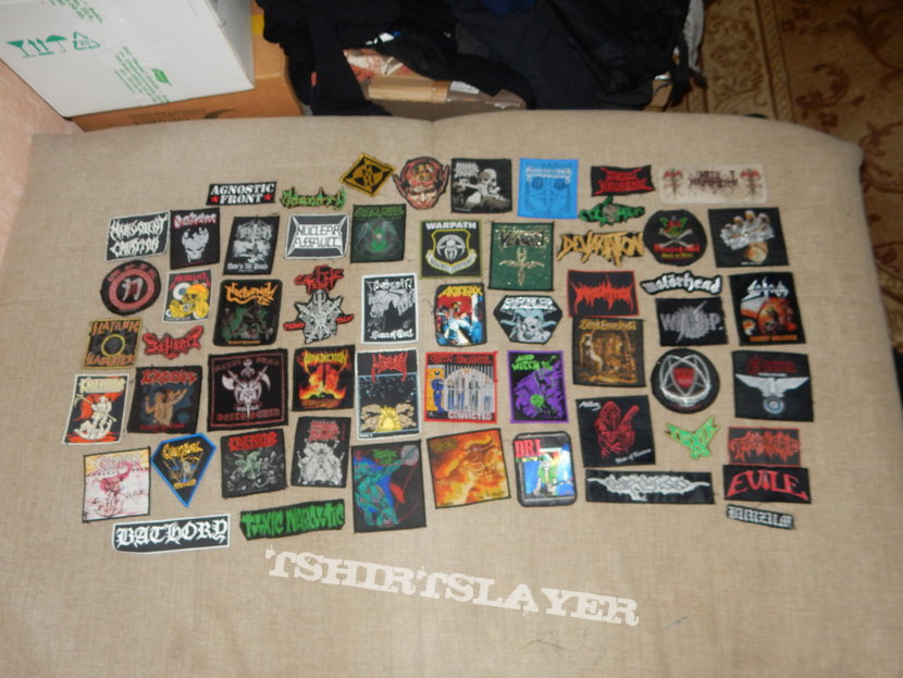 My unused patches collection part 2