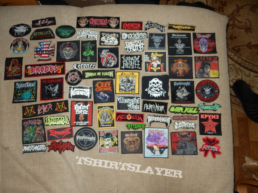 My unused patches collection part 1