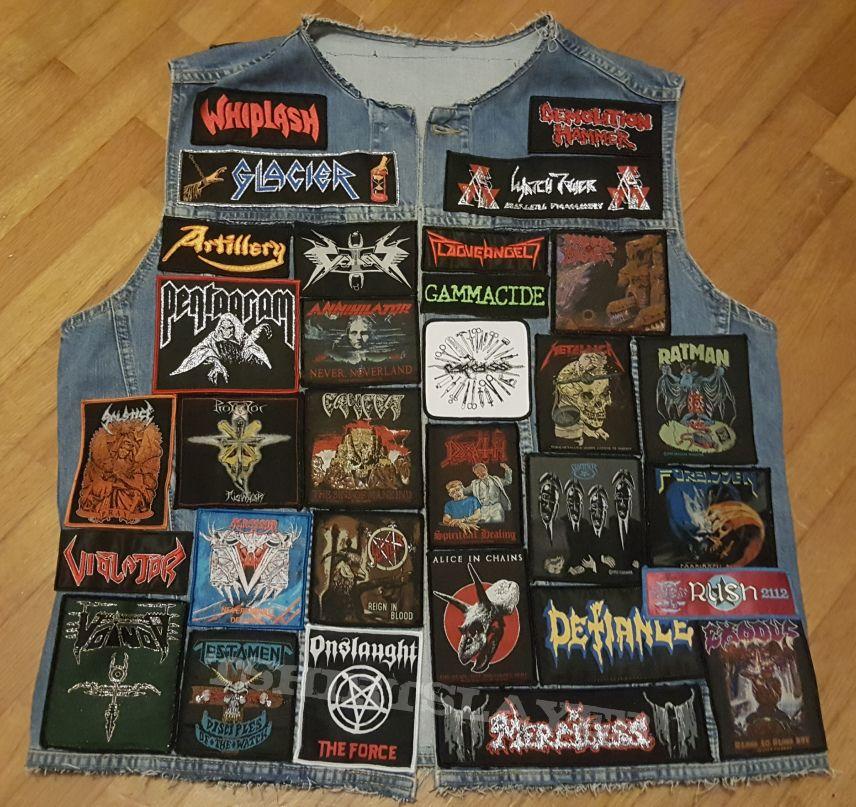 New Battlejacket!