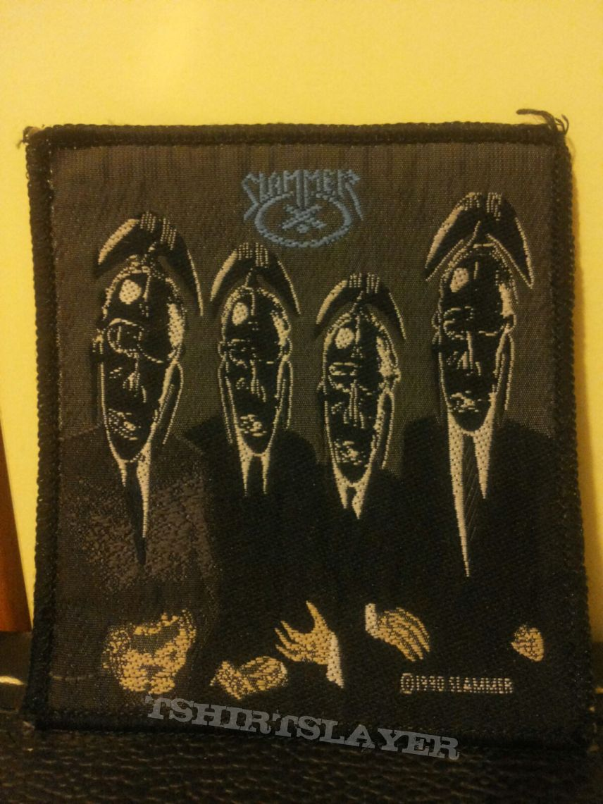 Slammer - The Work Of Idle Hands Patch