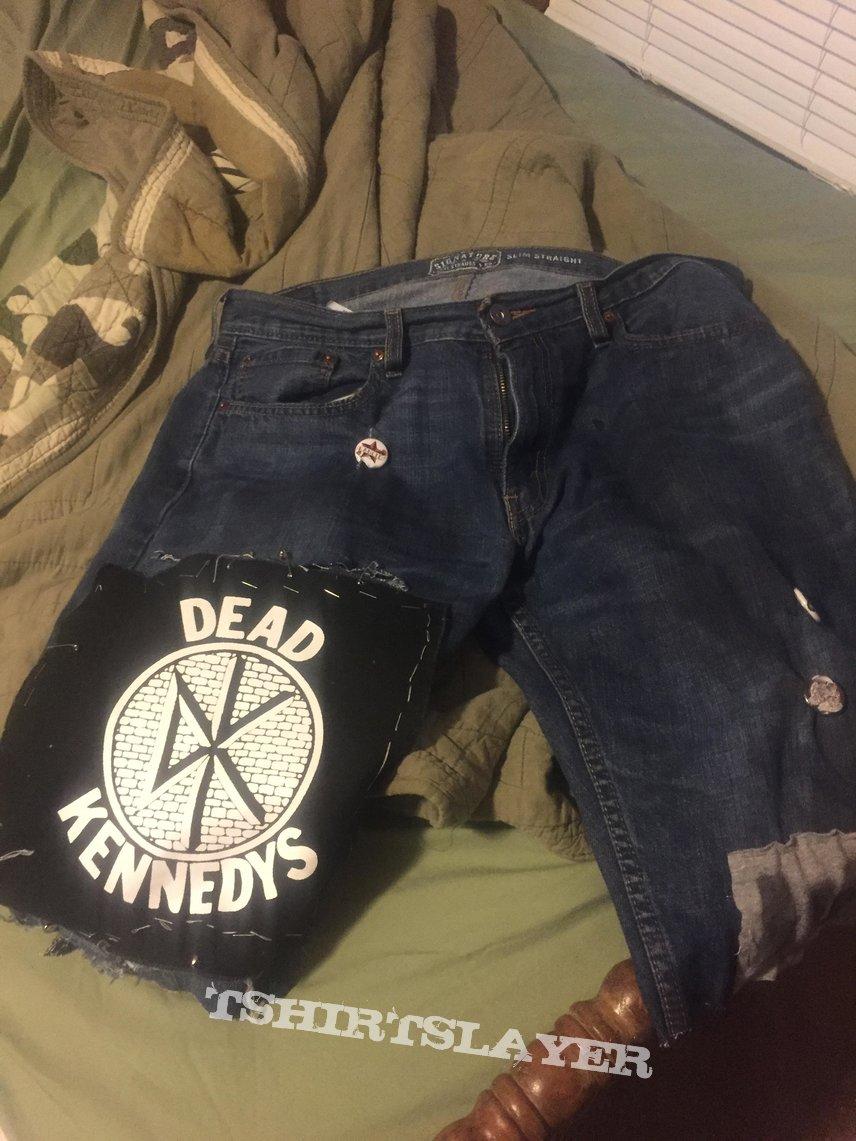 Crust shorts