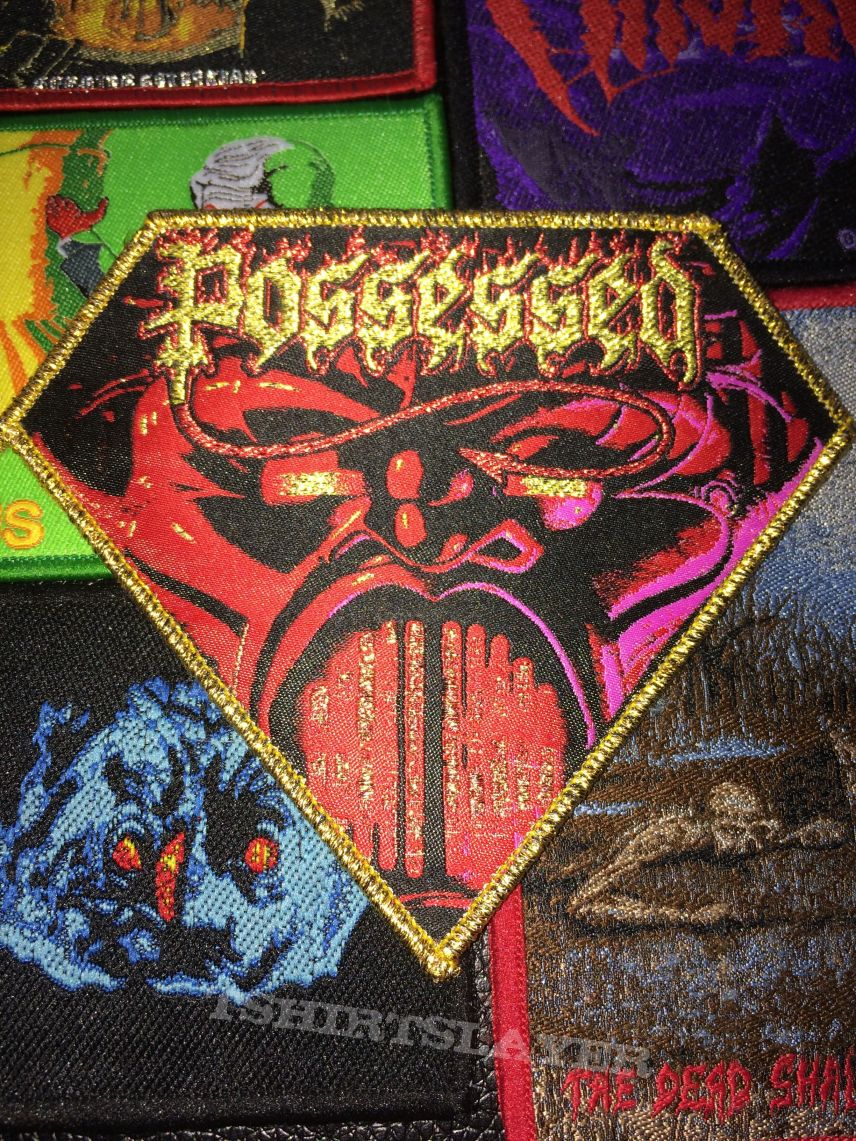 Possessed - Beyond the Gates Woven Diamond