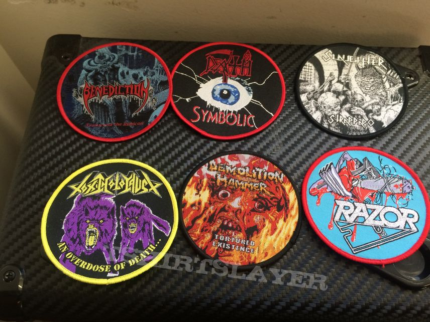 Brand new Woven Patches