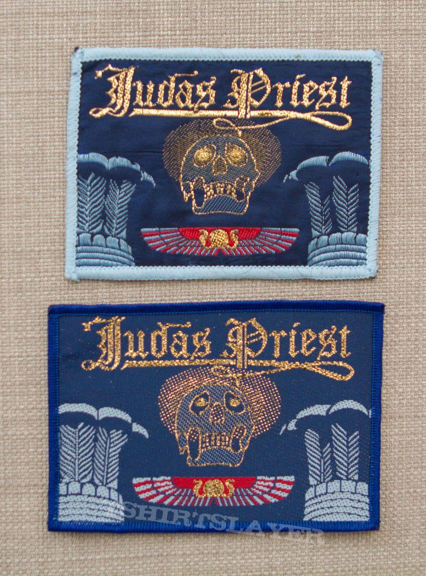 Judas Priest - Sin After Sin patch comparison 2