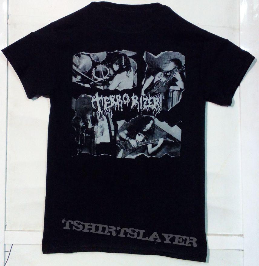 Terrorizer World Downfall t-shirt