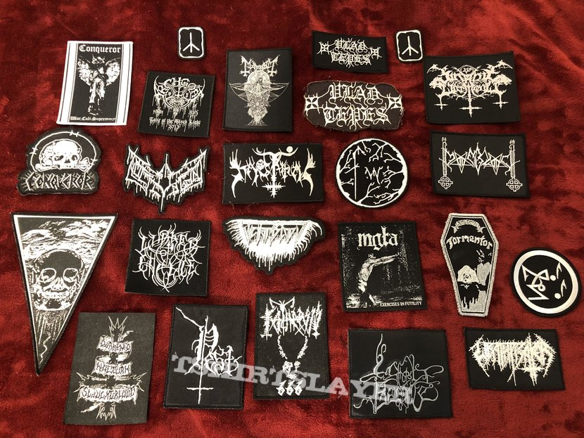 Other Black & White Patches 1