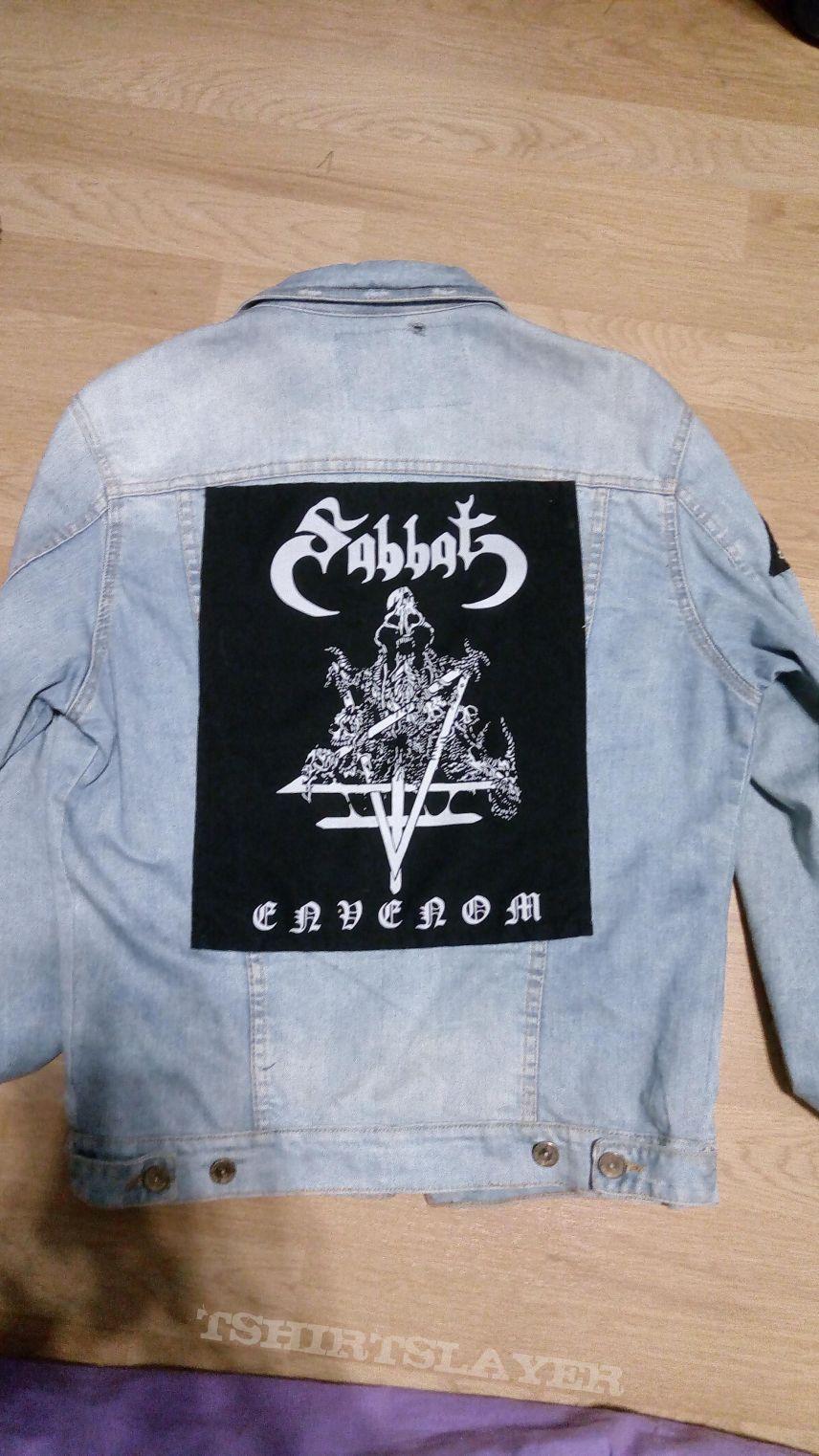 Patched Vest
