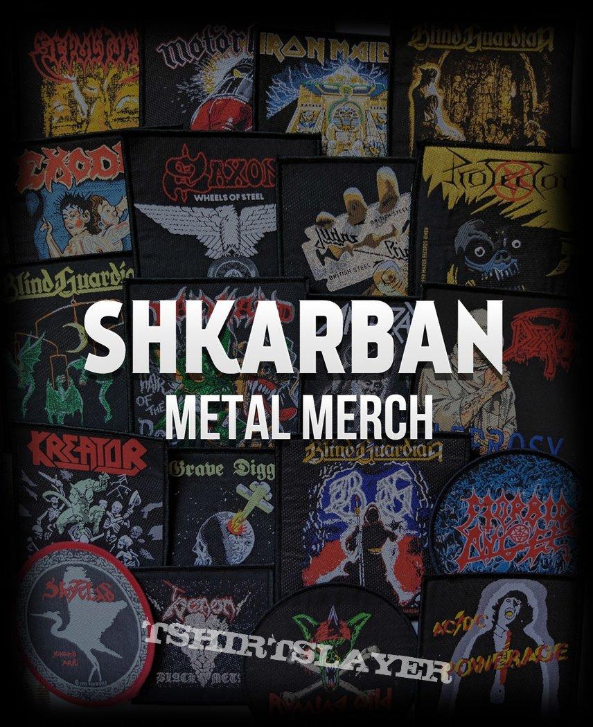 Metal Merch