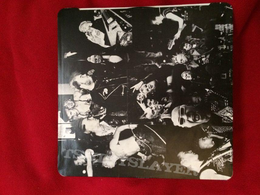 The exploited vinyl