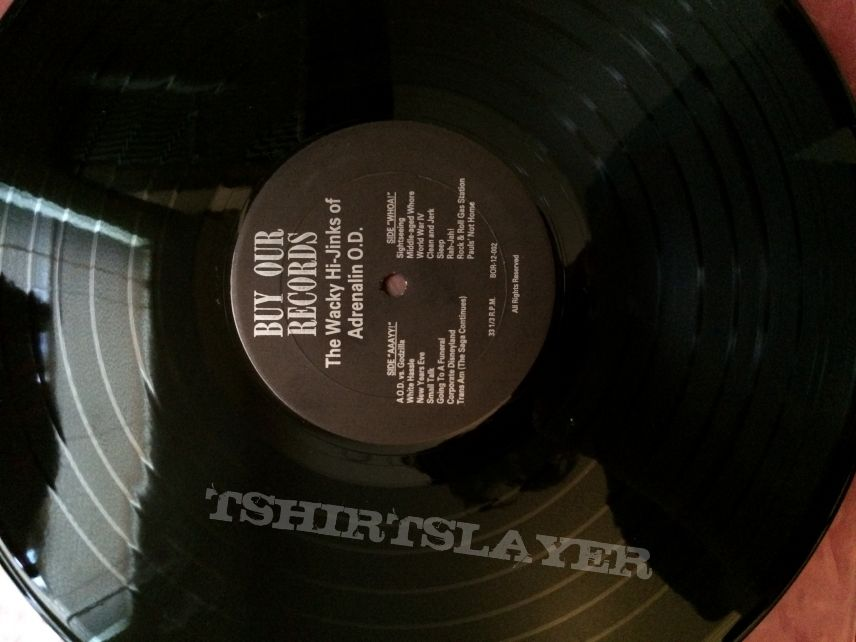Who really knows about this ?? (1st pressing)