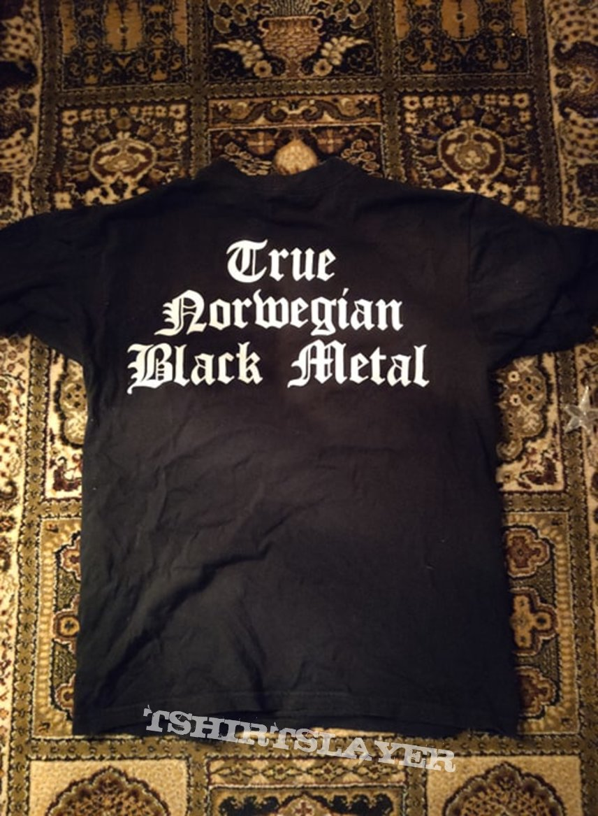 Vintage Darkthrone shirt
