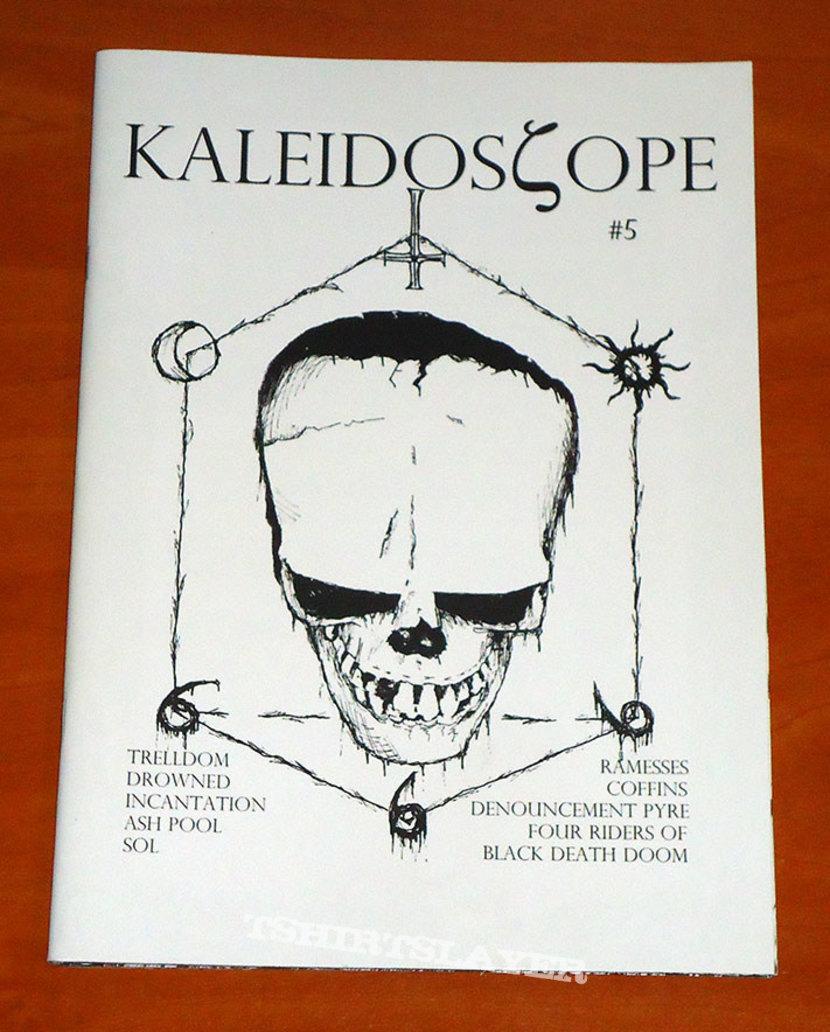 Kaleidoscope - #5 - Fanzine