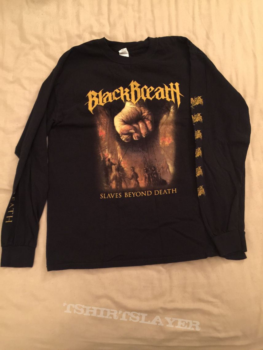 black breath t shirt