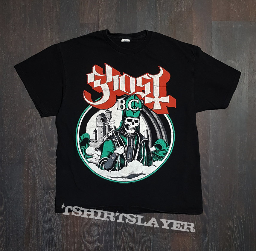 Ghost BC - Pope