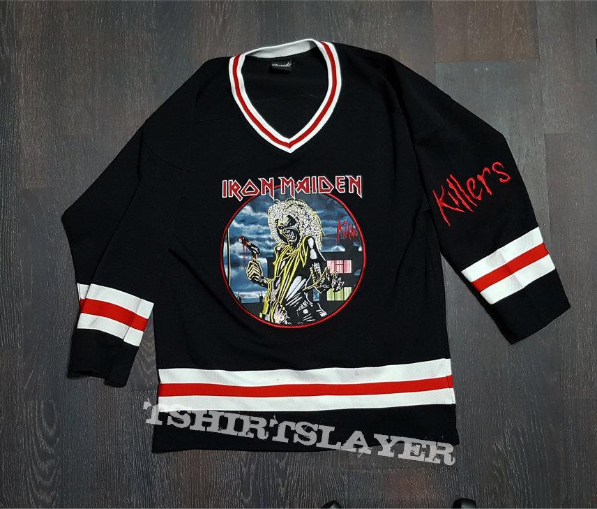 Iron Maiden - Killers Jersey