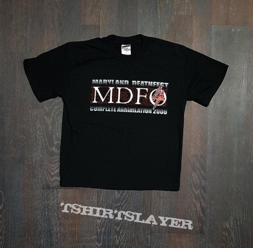 Maryland Deathfest IV