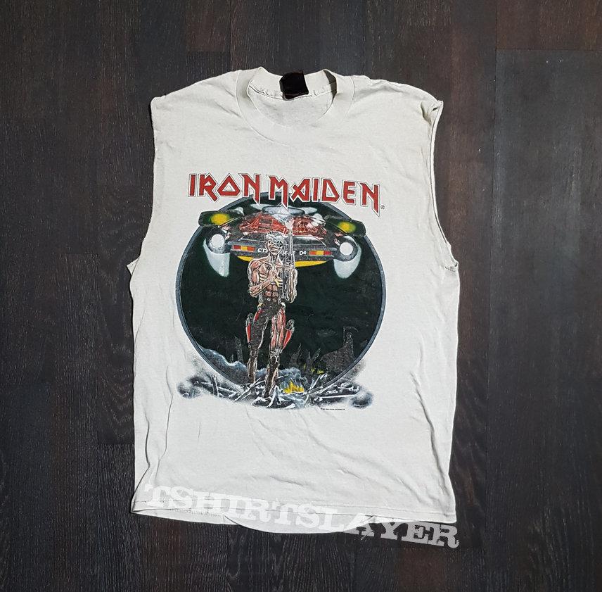 Iron Maiden - Somewhere on Tour '87