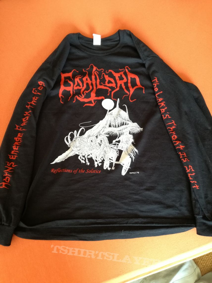 Goatlord - Reflections of the Solstice longsleeve