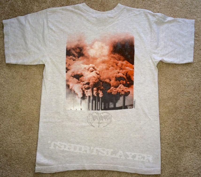 Obituary World Demise shirt (sold)