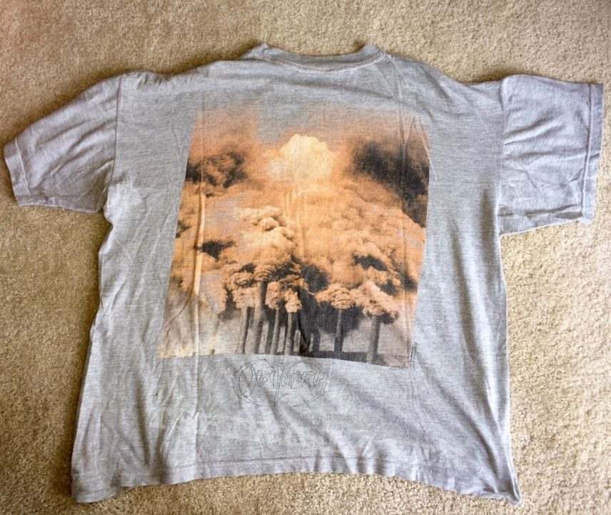 Obituary World Demise T-Shirt