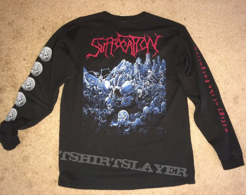 Suffocation Effigy Longsleeve