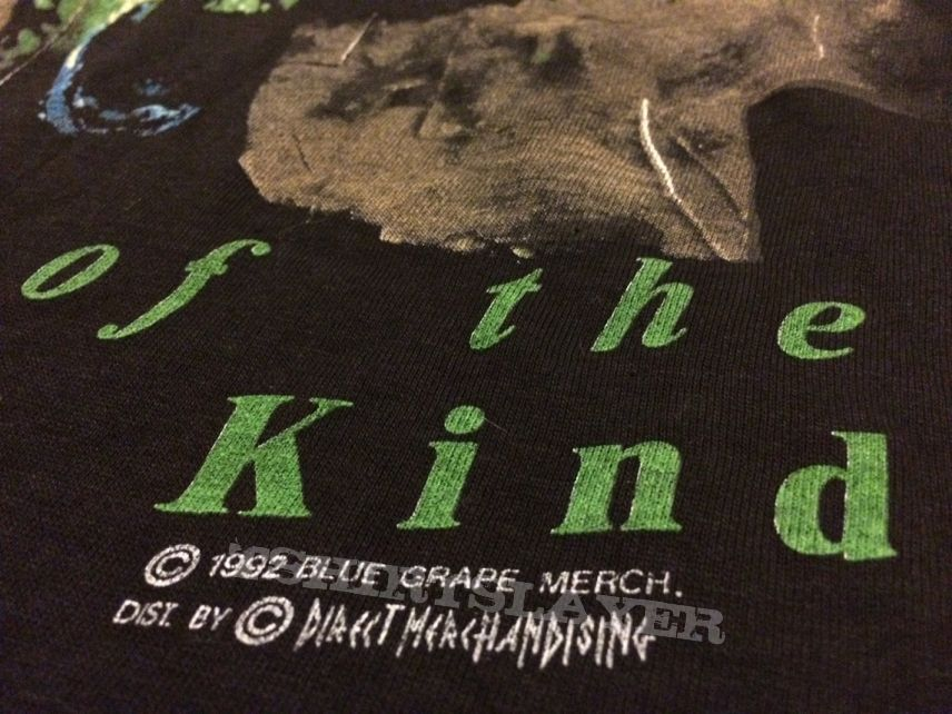 Disincarnate Dreams of The Carrion Kind shirt 1992