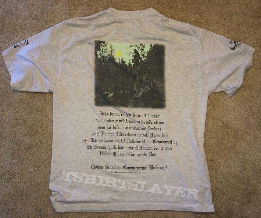 Burzum Filosofem Shirt XL (sold)