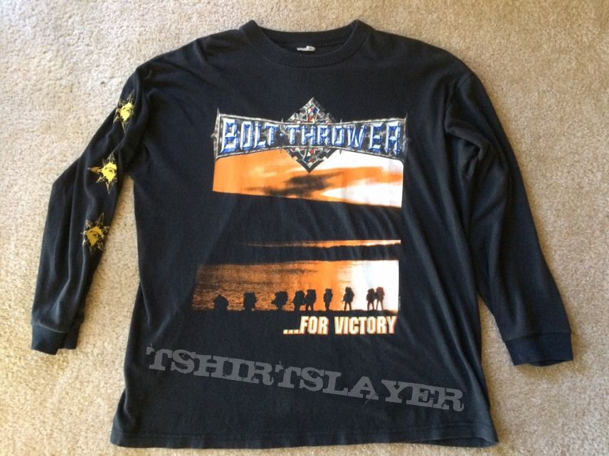 Bolt Thrower For Victory LS 1995  (sold)