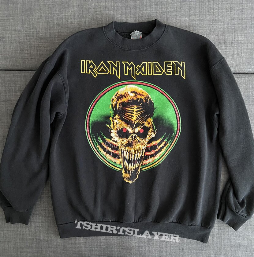 Iron Maiden - Fear of the Dark Tour 1992 Sweatshirt