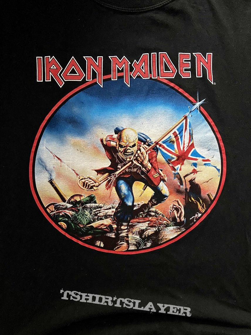 Iron Maiden Ed Hunter Tourshirt