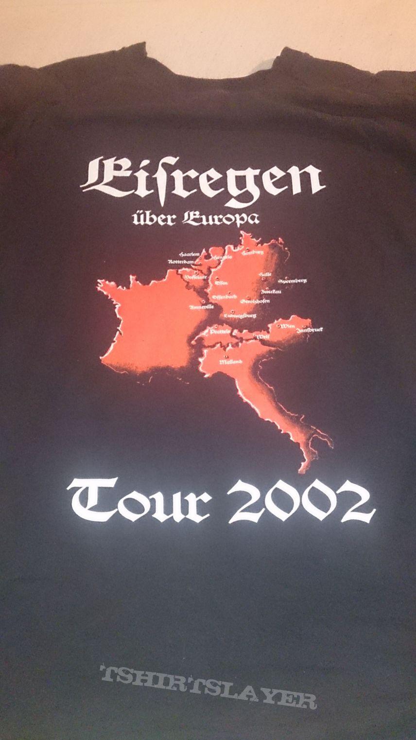 Eisregen tour