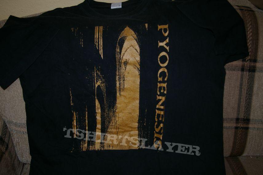 "Pyogenesis ""Ignis creatio"" shirt"