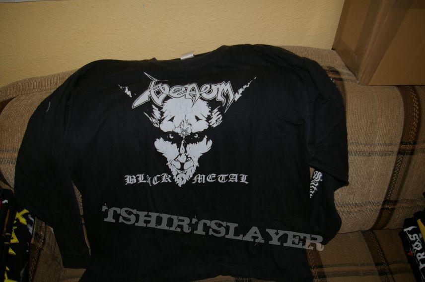 """Venom """"Black Metal"""""""