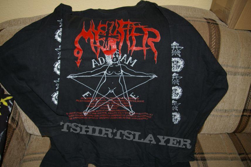 Mystifier Goetia 1993 Album T-Shirt
